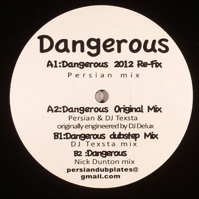 PERSIAN/DJ TEXSTA - Dangerous (remastered)