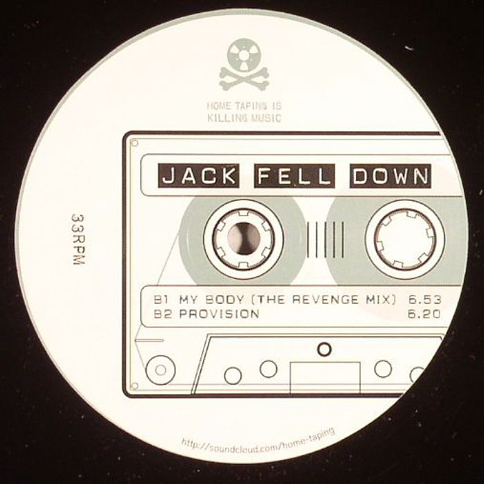 JACK FELL DOWN - There For Me