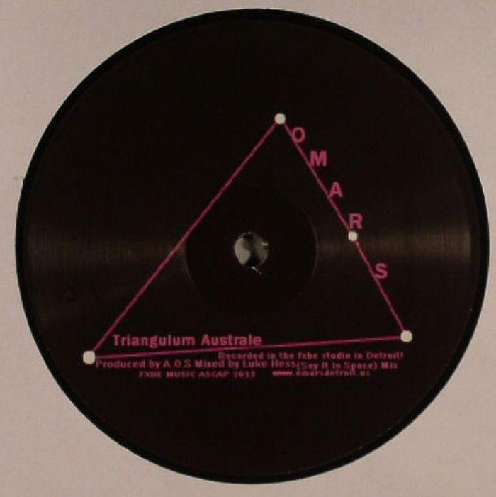OMAR S - Triangulum Australe (Say It Space)