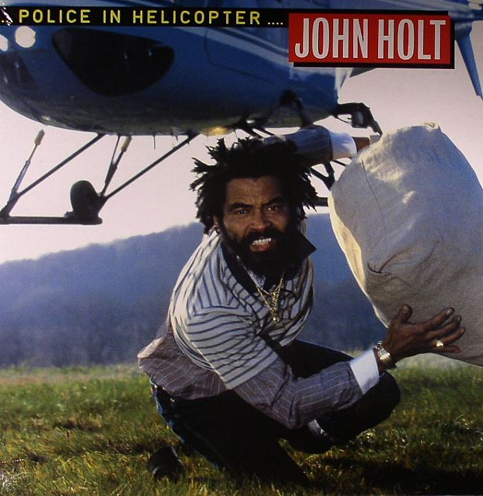 HOLT, John - Police In Helicopter