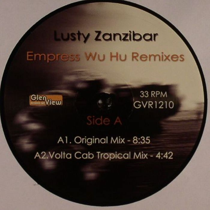 ZANZIBAR, Lusty - Empress Wu Hu (remixes)
