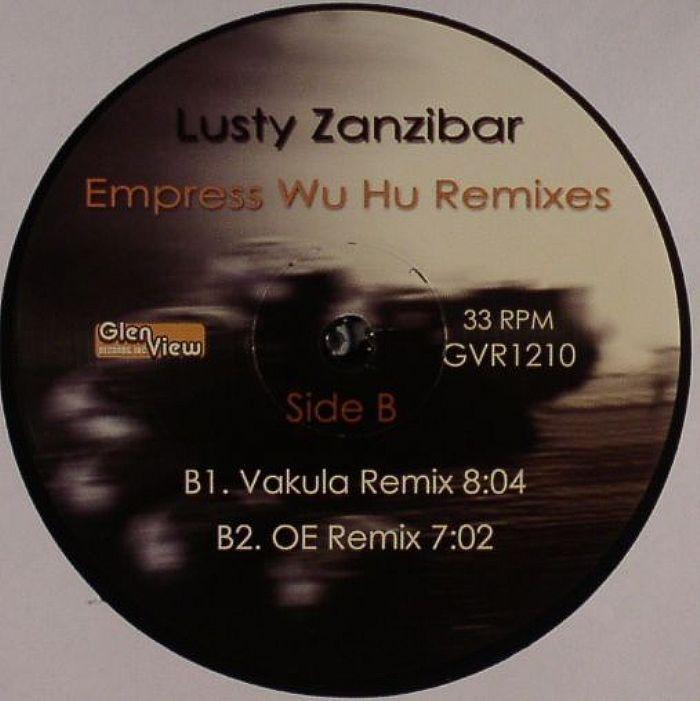 ZANZIBAR, Lusty - Empress Wu Hu (remixes)