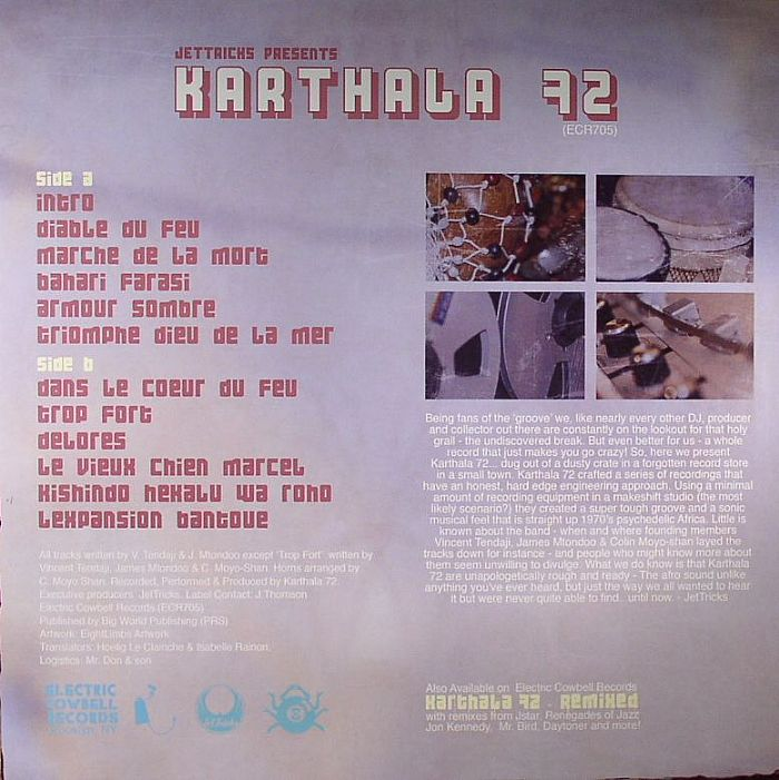KARTHALA 72 - Diable Du Feu