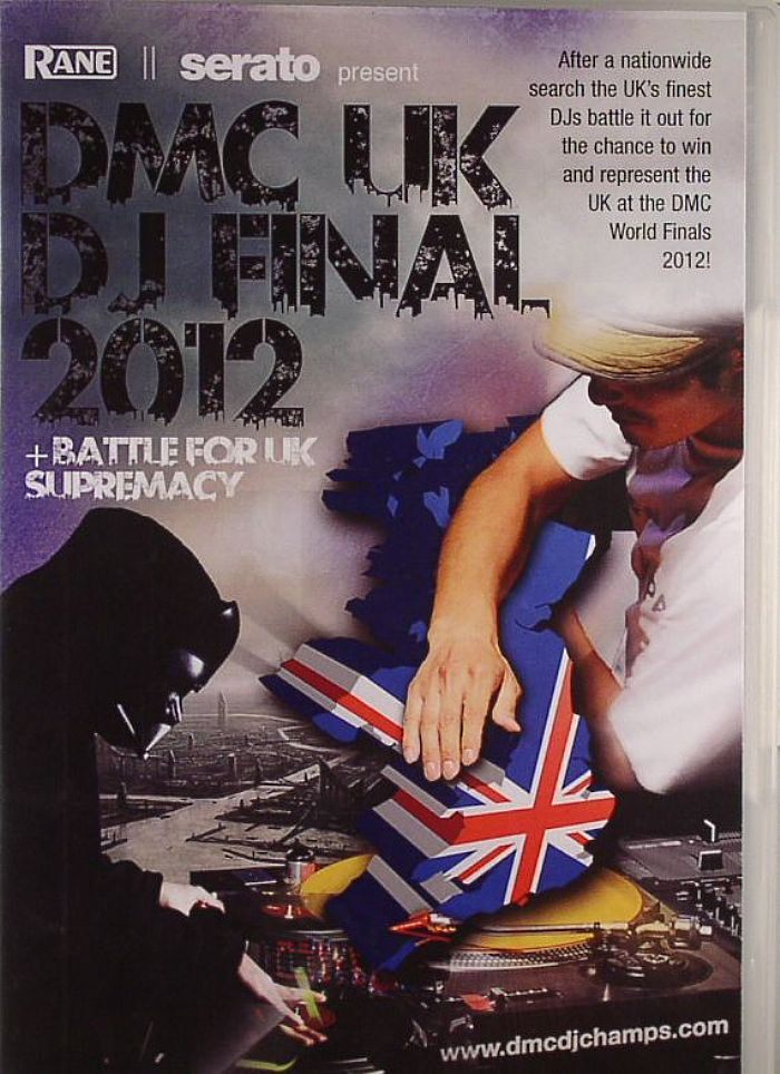 VARIOUS - DMC UK DJ Final 2012 & Battle For UK Supremacy