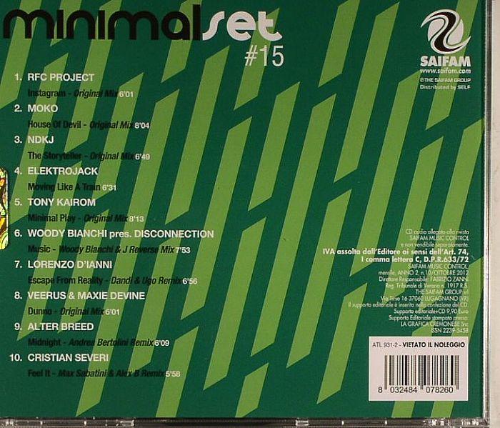 VARIOUS - Minimal Set #15