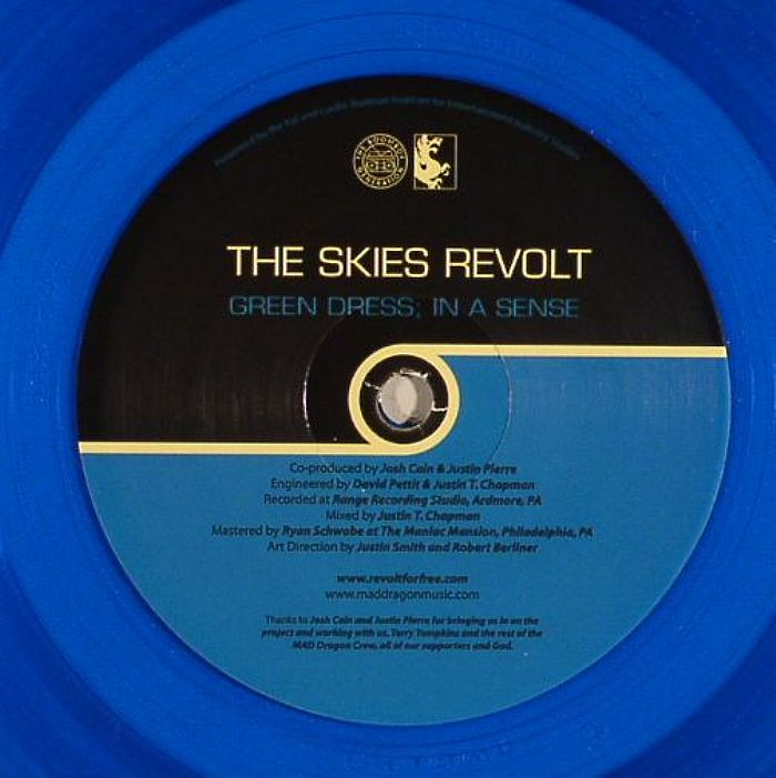SKIES REVOLT, The - For Your Health