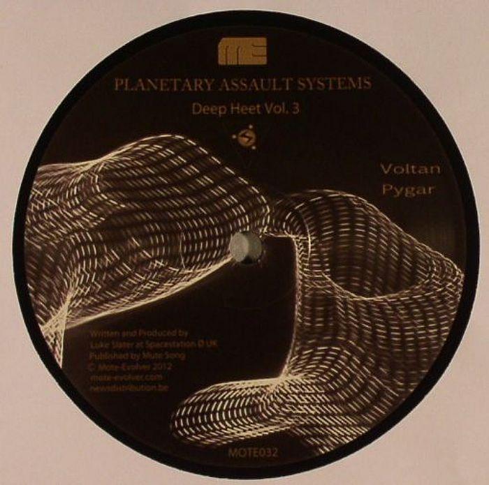 PLANETARY ASSAULT SYSTEMS - Deep Heet Vol 3