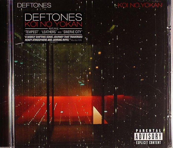 Deftones koi no yokan vinyl at juno records for Koi no yokan