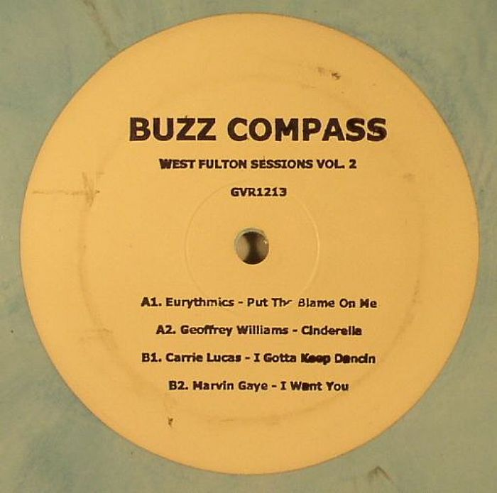 BUZZ COMPASS - West Fulton Sessions Vol 2