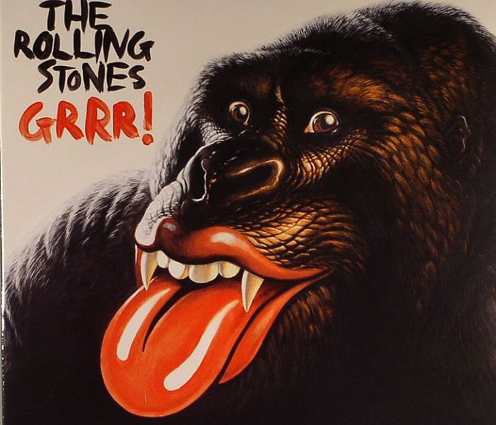 The Rolling Stones Grrr Greatest Hits 1962 2012 Vinyl At
