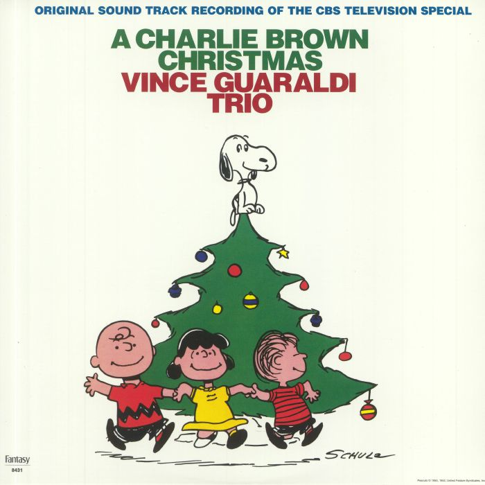 Charlie Brown Christmas Soundtrack.Vince Guaraldi Trio A Charlie Brown Christmas Soundtrack Vinyl At Juno Records
