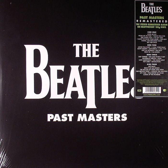 The Beatles Past Masters Remastered Vinyl At Juno Records