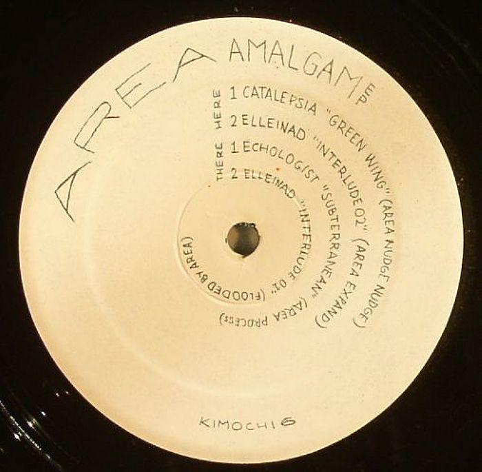 AREA - Amalgam EP