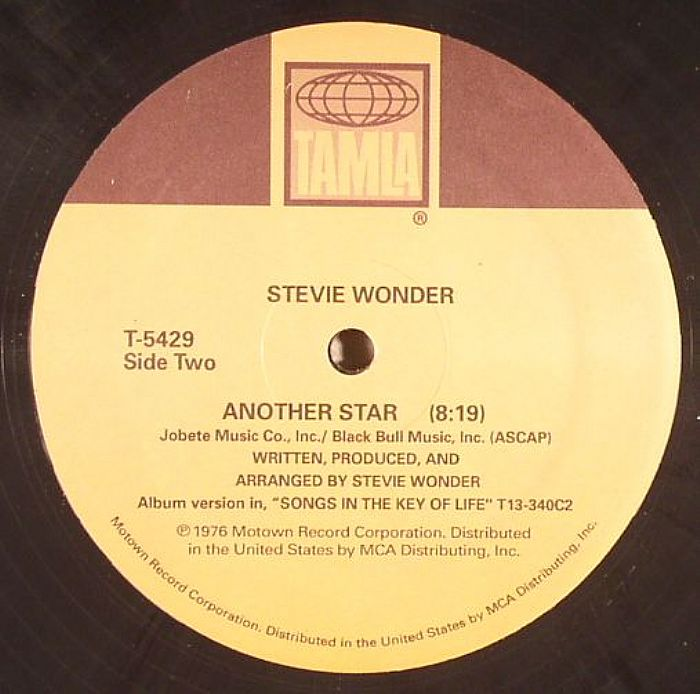 WONDER, Stevie - As