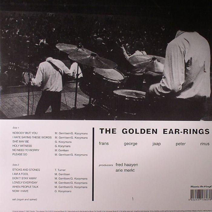 GOLDEN EARRINGS, The - Just Ear Rings