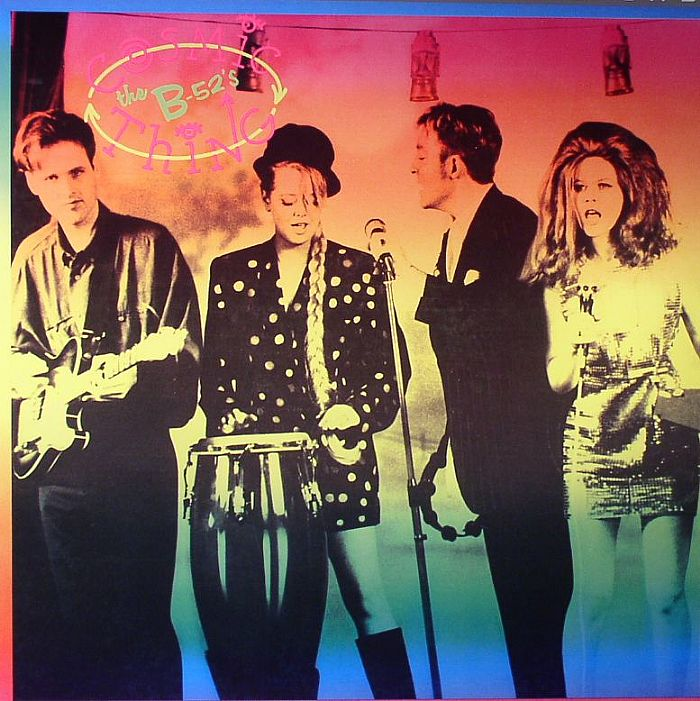 B 52s, The - Cosmic Thing