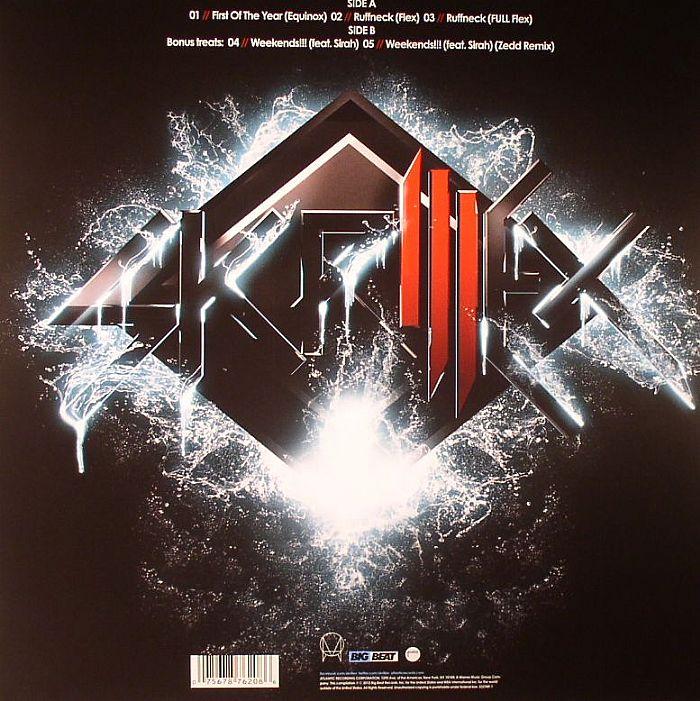 SKRILLEX - More Monsters & Sprites