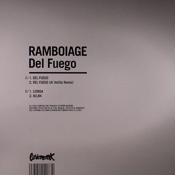 RAMBOIAGE - Del Fuego
