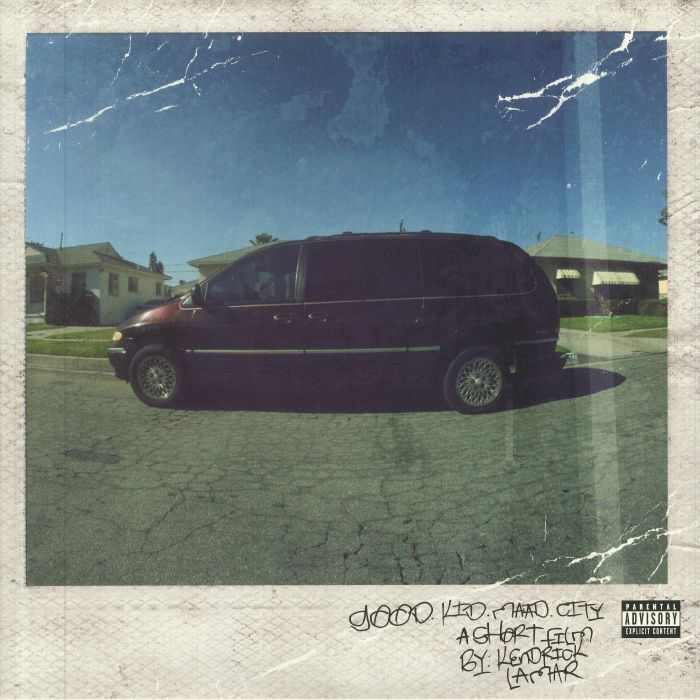 2ff59089 Kendrick LAMAR Good Kid Maad City vinyl at Juno Records.