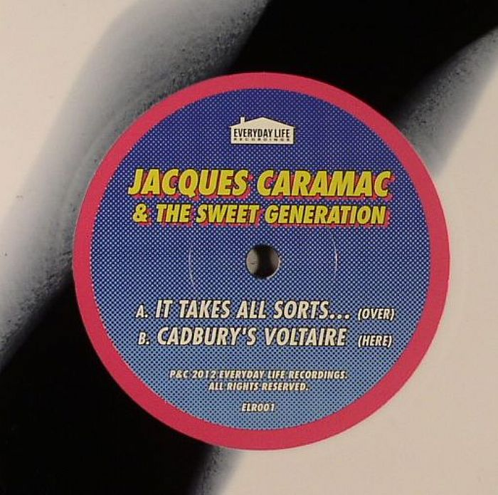 CARAMAC, Jacques/THE SWEET GENERATION - It Takes All Sorts