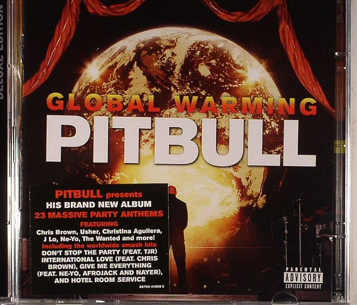 PITBULL Global Warming Vinyl At Juno Records