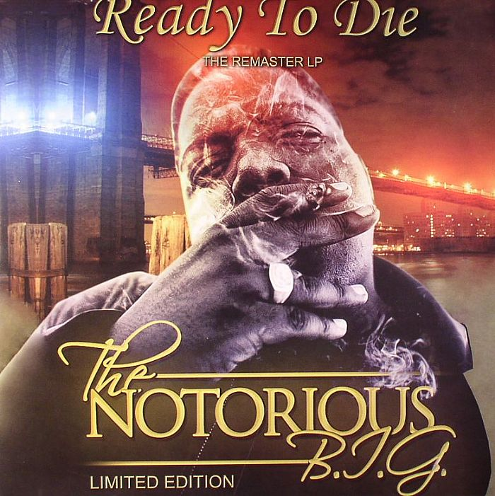 The NOTORIOUS BIG Ready To Die: The Remaster LP vinyl at ...