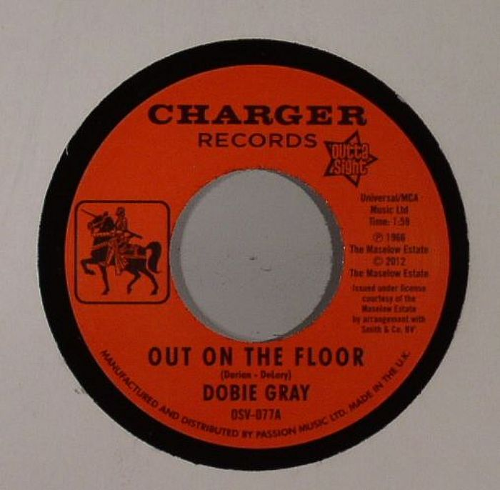 Dobie gray out on the floor vinyl at juno records for Out on the floor dobie grey