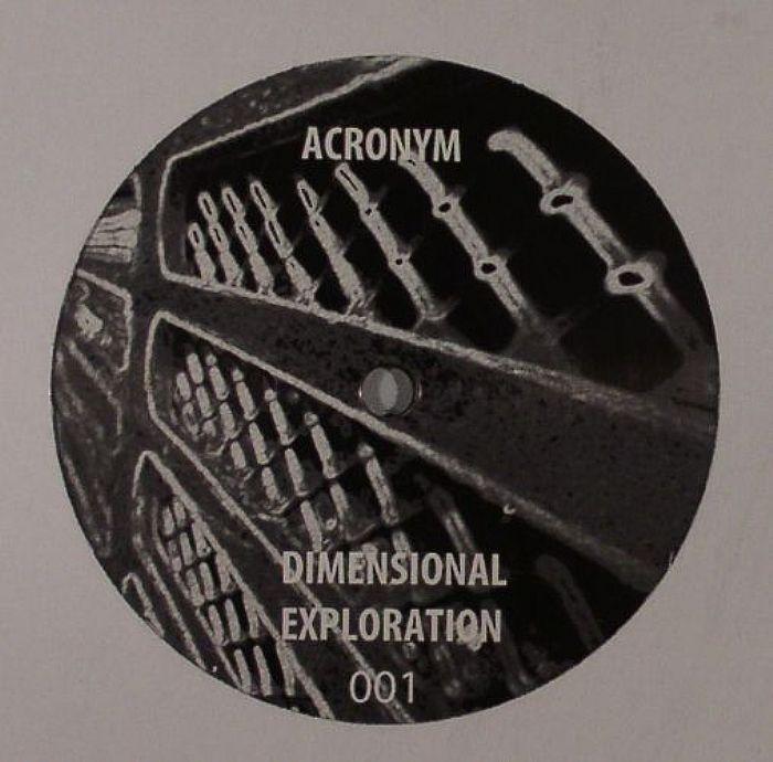 ACRONYM - Dimensional Exploration 1