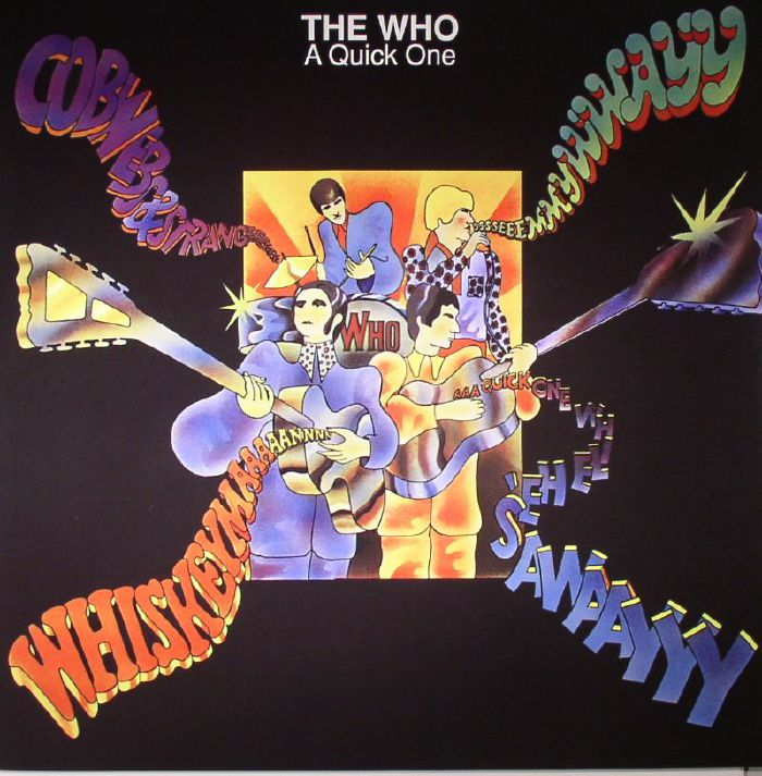 WHO, The - A Quick One