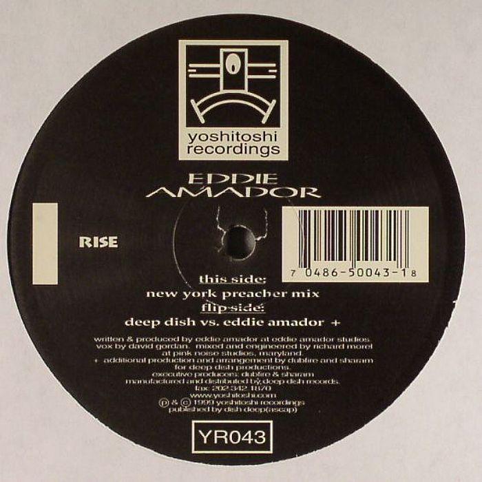Eddie amador rise vinyl at juno records for Eddie amador house music