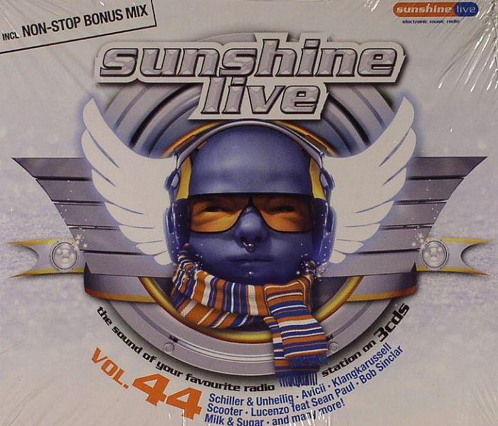 VARIOUS - Sunshine Live Vol 44