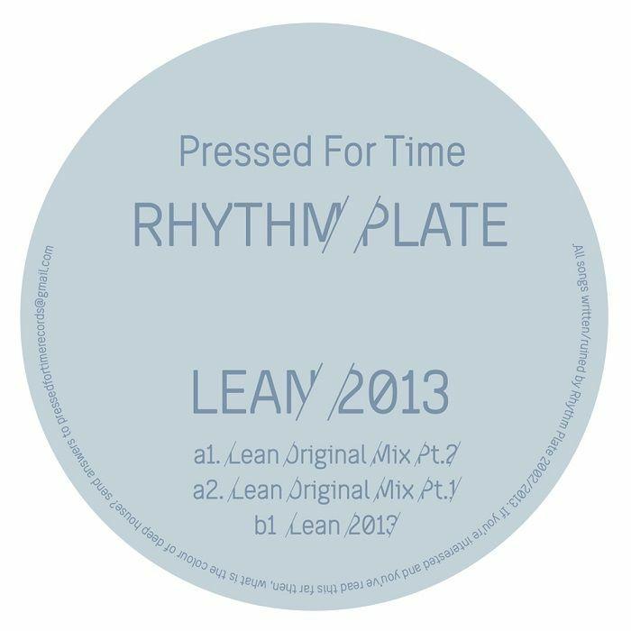 RHYTHM PLATE - Lean