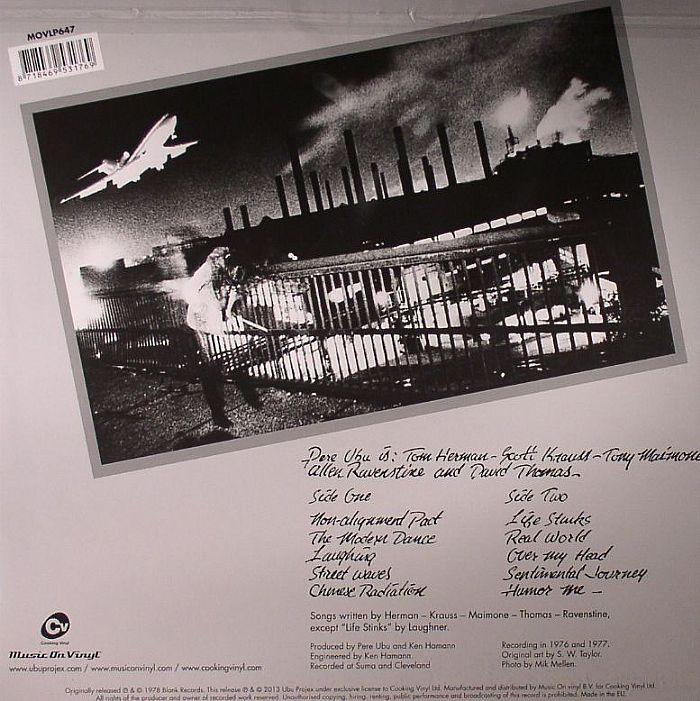 Pere Ubu The Modern Dance Vinyl At Juno Records