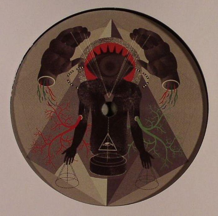 JONES, Laura - Sensoramic EP