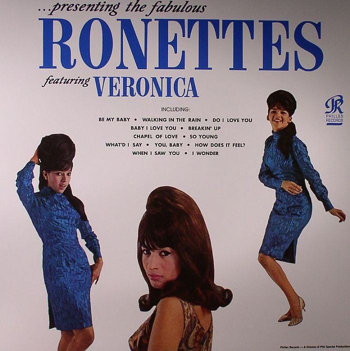 RONETTES feat VERONICA - Presenting The Fabulous Ronettes