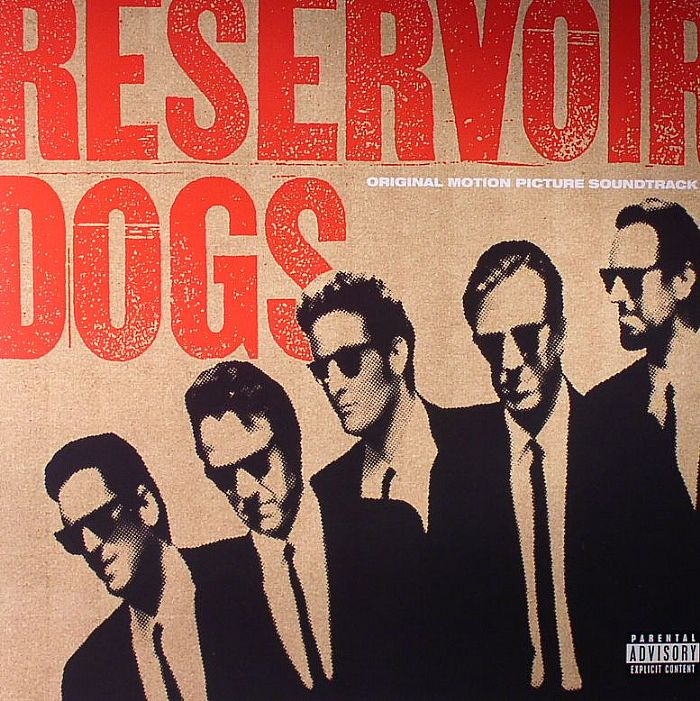 VARIOUS - Reservoir Dogs (Soundtrack) (20th Anniversary Edition)