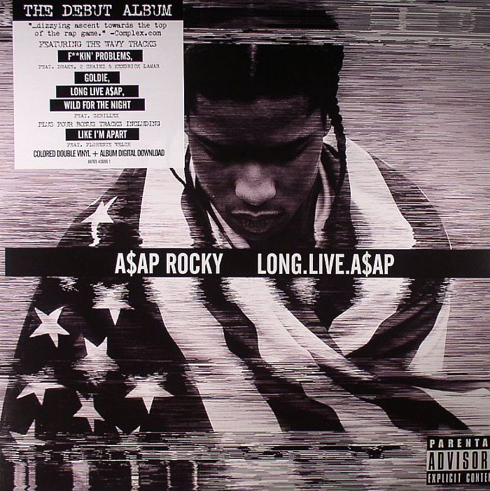A$AP ROCKY - Long Live A$AP