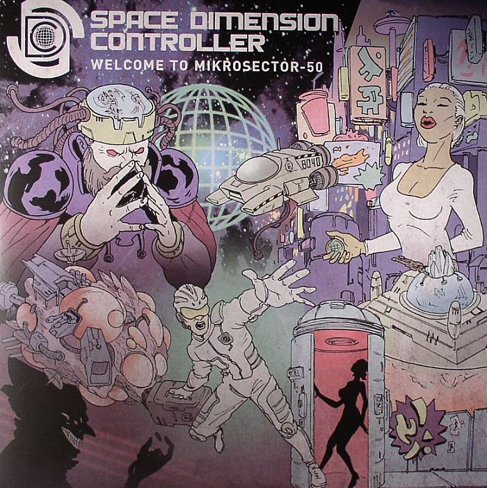 SPACE DIMENSION CONTROLLER - Welcome To Mikrosector 50