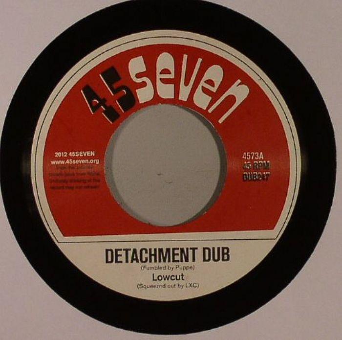 LOWCUT/SUB - Detachment Dub