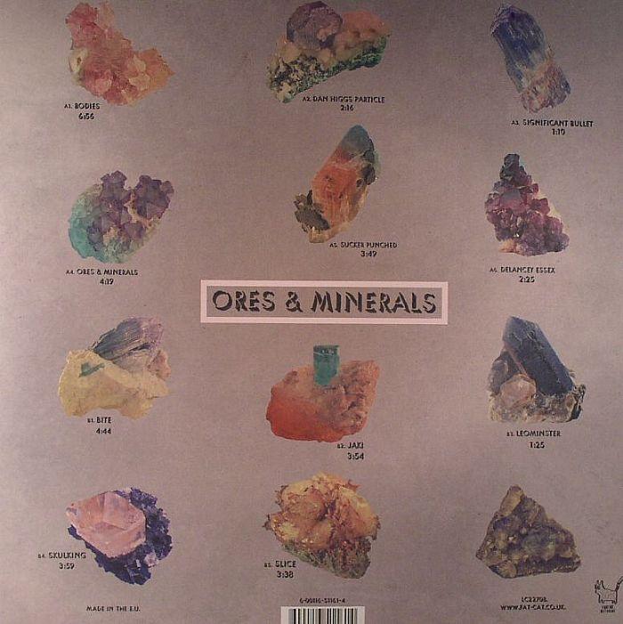 MAZES - Ores & Minerals