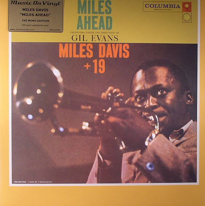 DAVIS, Miles - Miles Ahead (mono)