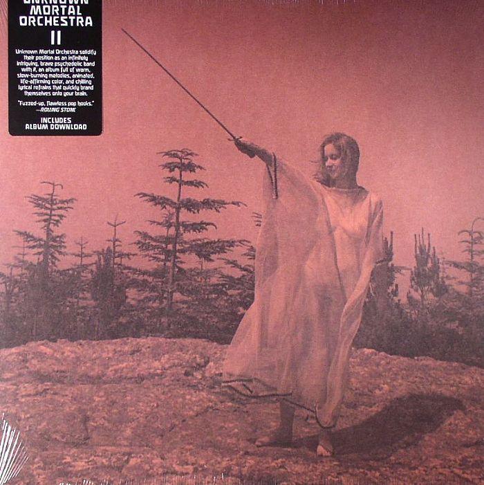 Unknown Mortal Orchestra Ii Vinyl At Juno Records