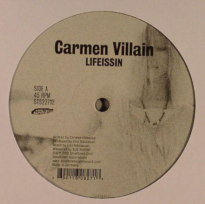 VILLAIN, Carmen - Lifeissin