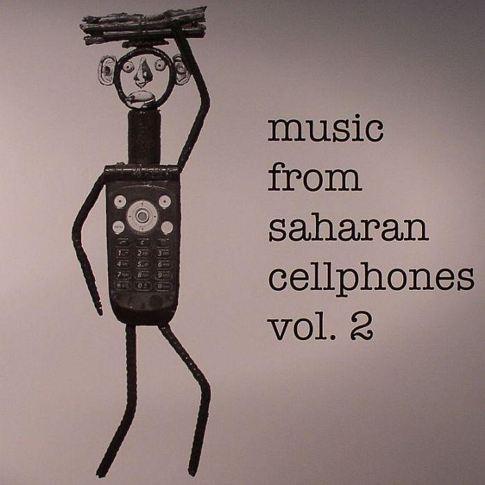 VARIOUS - Music From Saharan Cellphones Vol 2