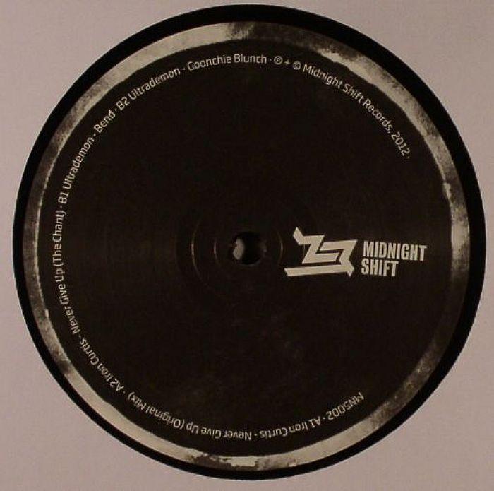 IRON CURTIS/ULTRADEMON - Shift 002