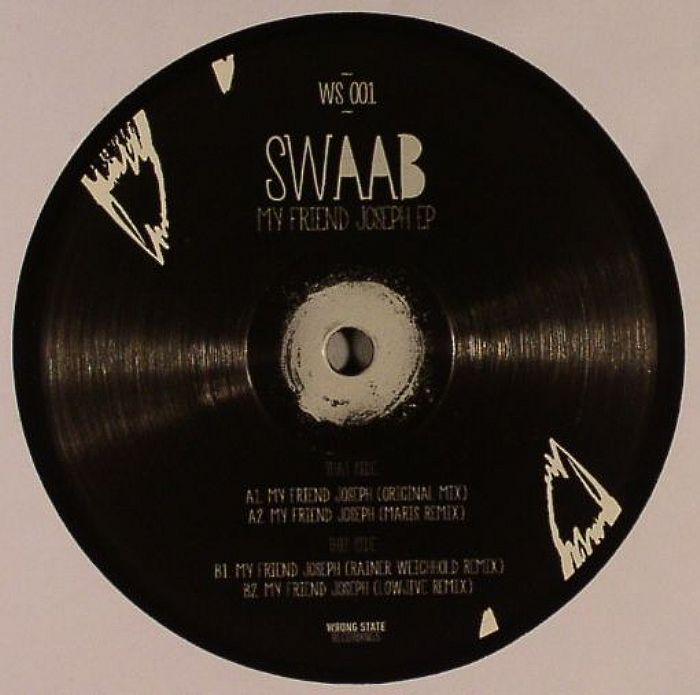 SWAAB - My Friend Joseph EP