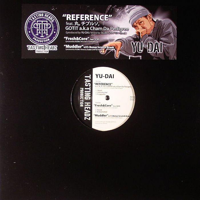 YU DAI - Reference