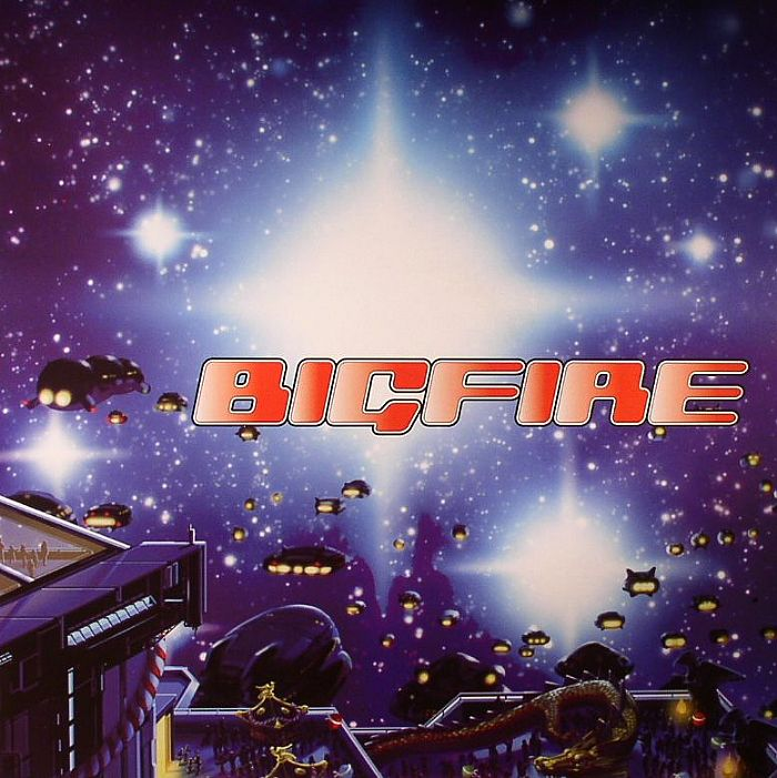 BIGFIRE - General Of The Universe