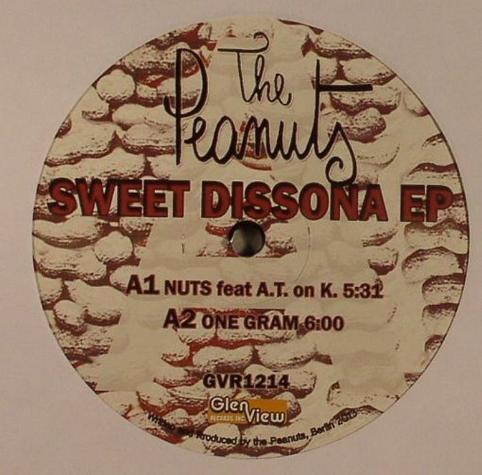 PEANUTS, The - Sweet Dissona EP