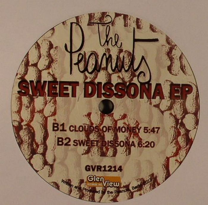 PEANUTS, The - Sweet Dissona EP